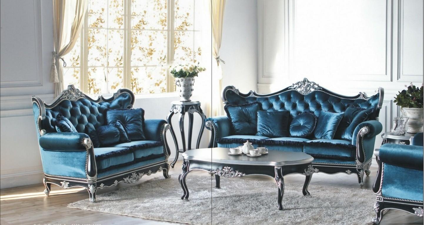 Rovigo Luxury Fabric Sofa