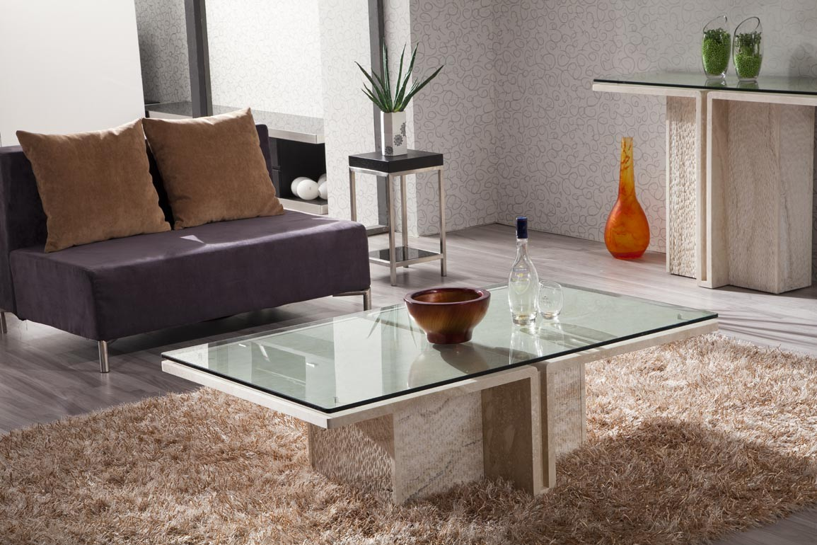 Royal Marble Coffee Table