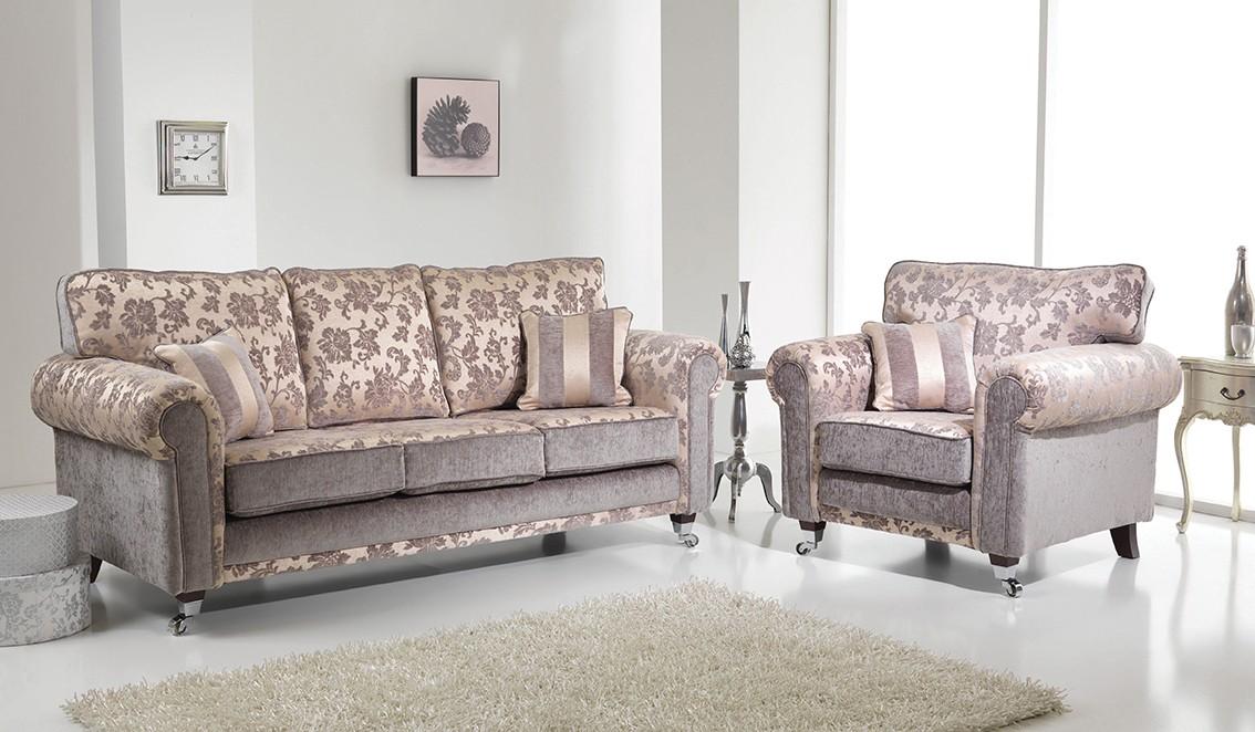 Chatsworth Fabric Sofa INSTOCK