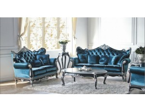 Rovigo Luxury Fabric Sofa