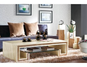 Daviano Marble Coffee Table