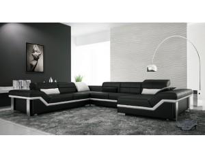 Rimini Black Corner Suite