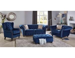 Chesterfield Velvet 3+2 Sofa